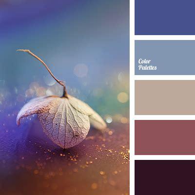 cold  warm shades color palette ideas