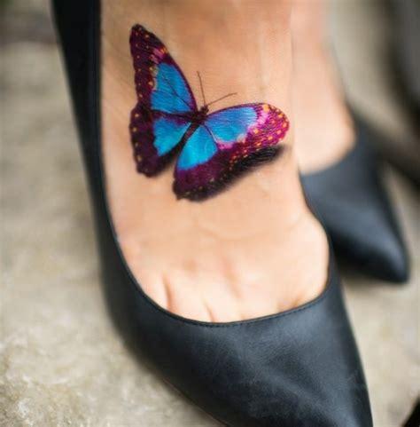 Interessante Ideenfuss Schmetterling by 25 Interessante Ideen F 252 R Schmetterling