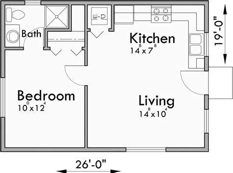 guest cottage floor plans small house plans studio house plans one bedroom house