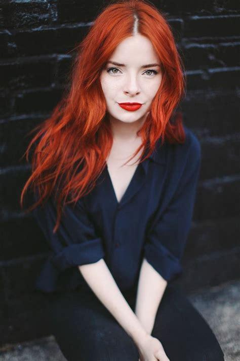 rote haare fakten rote haare fakten tipps und inspiration frisuren hair color hair ve hair