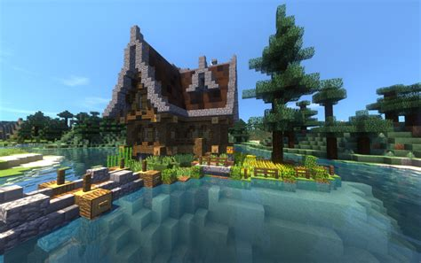 medieval house creation
