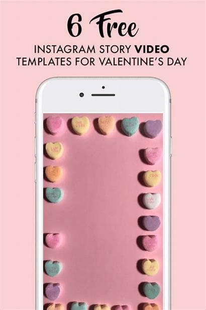 Story Valentine Templates Valentines Insta Template Ig
