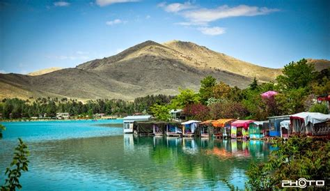 Many ladies try to get into her school, but she can only let a few in as. Kabuliyan.com: Beautiful Qargha Lake Kabul