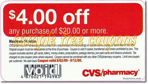 cvs pharmacy coupons printable