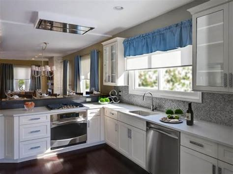 Kitchen Vent Plans by This Custom Kitchen Has An Open Floor Plan With Lots Of