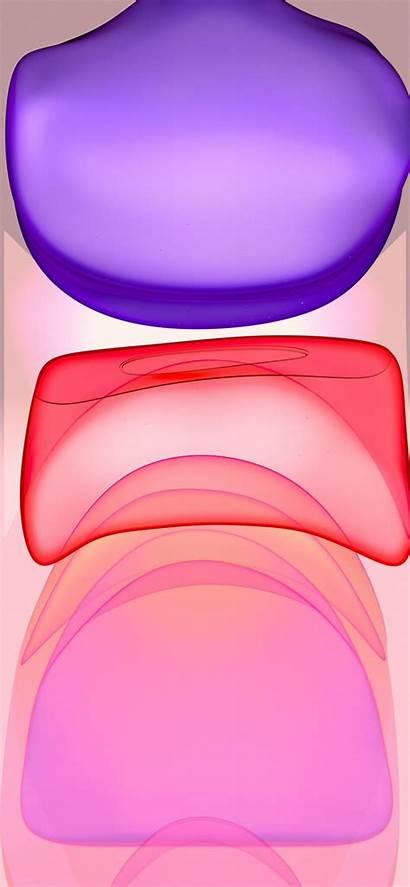 Iphone Wallpapers Ios Purple Apple Sfondi 4k