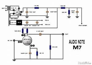 Kondo Audio Note Japan M7 Preamp