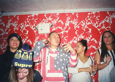 Eddie Huang Fresh The Boat by Fresh The Boat Book Release Afterparty At Southside