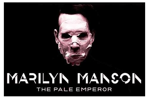 marilyn manson the pale emperor mp3 download
