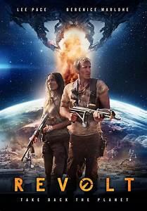 Revolt (2017) Poster #1 - Trailer Addict