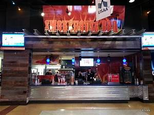 bbq restaurant interior design ideas design decoration With what kind of paint to use on kitchen cabinets for san antonio spurs wall art