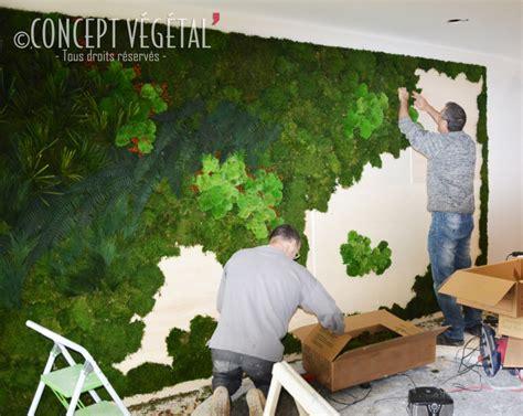 cadre floral mural artificiel cadre vgtal tableau vegetal