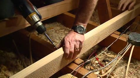 How to Build a Raised Storage Area in Your Attic   Today's