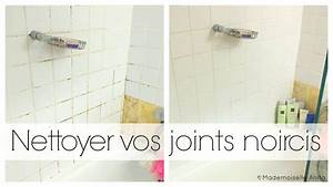 nettoyer vos joints noircis video astuce youtube With nettoyer joint de carrelage bicarbonate