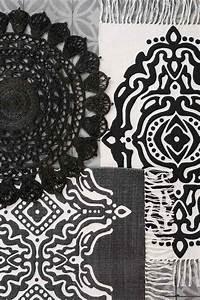 tapis crochet 100 toile de jute hm home With tapis en toile de jute