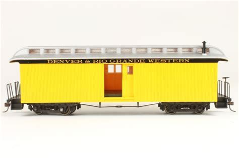 Hattonscouk  Bachmann Usa 26118ln Combine Baggage Car