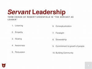 Servant Leadership as a Model for Multi-Author Blog Management