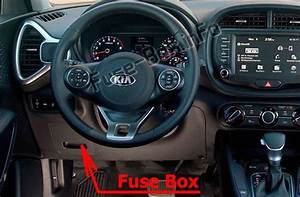 Fuse Box Diagram  U0026gt  Kia Soul  Sk3  2020