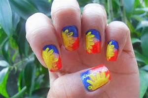 Creative nail design owner : Cool cute acrylic nail designs creative design