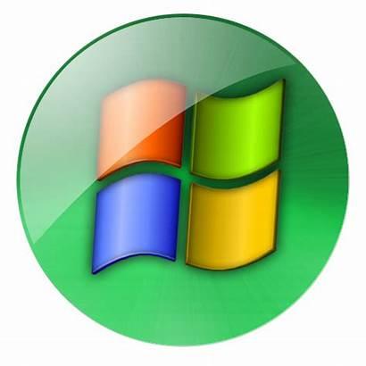 Computer Icon Windows Vista Icons Circular Symbol