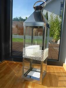 Laterne Für Balkon : laterne windlicht wmf home rostfrei f r garten o ~ Lateststills.com Haus und Dekorationen