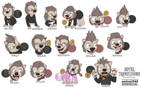hotel pups transylvania deviantart werewolf emiemi345 werewolves baby fan animals hotels wayne drawing drawings yahoo digital