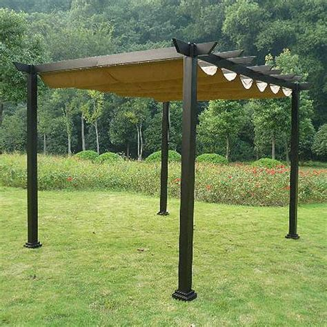 menards 10 x 12 pergola garden winds