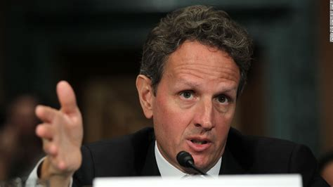 Geithner takes private equity job - Nov. 16, 2013