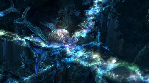 Ffx Wiki Light Curtain by Image Macalania Woods Lights Png Wiki