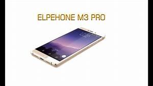 Warmwasserkosten Pro M3 : elephone m3 pro android marshmallow 6 0 smartphone youtube ~ Eleganceandgraceweddings.com Haus und Dekorationen