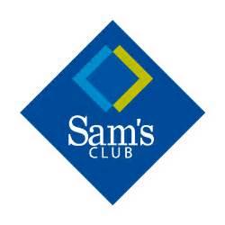 pin sams logo on