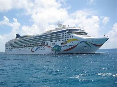 Norwegian Dawn Cruise Cay Stirrup Ship Bermuda