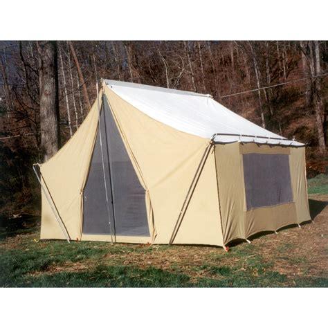 cabin tents for trek tents 10 x 14 canvas cabin tent khaki 93359