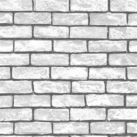jual wallpaper korea batu bata putih  lapak indah