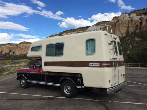 fords american road camper  youre interested
