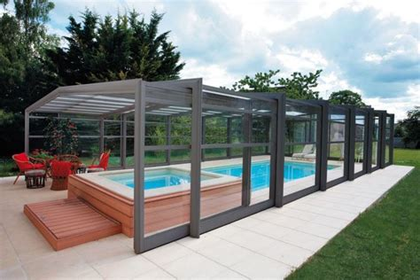 le prix d un abri de piscine haut conna 238 tre les diff 233 rents prix