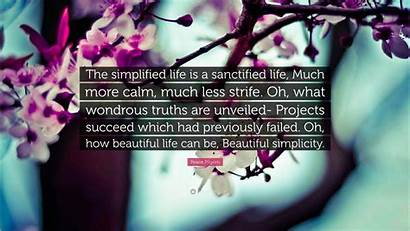 Pilgrim Peace Much Wallpapers Sanctified Simplified Quote