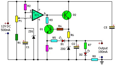 Friendly Charger Schematic For Mobile Phones Circuit Diagram