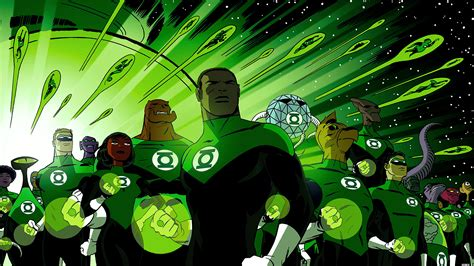 green lantern corps by xionice on deviantart