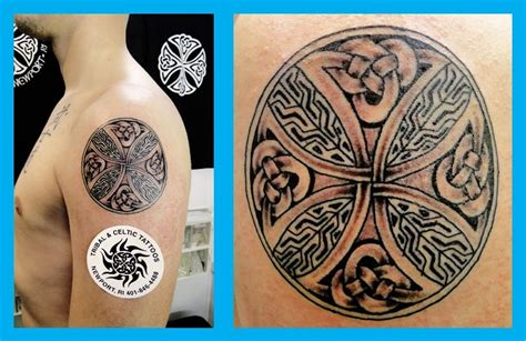 ancient celtic warrior tattoos images  pinterest