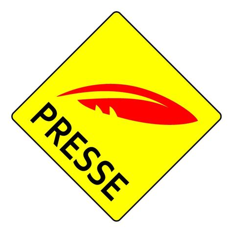 logo presse lettres adh 233 sives stickers
