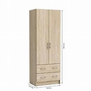 Armoire Bébé Pas Cher : armoire adulte pas cher maison design ~ Teatrodelosmanantiales.com Idées de Décoration