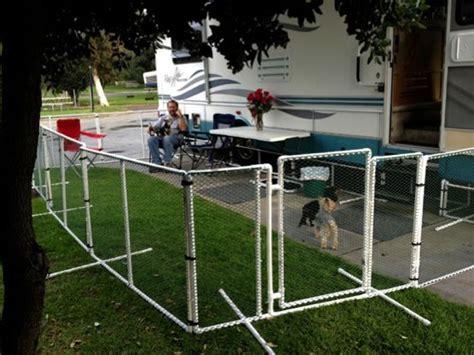 Rv Dog Fencing