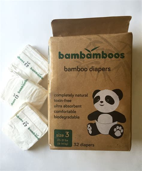 bambamboos eco friendly diapers review giveaway