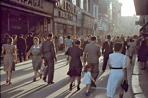 Bucharest in Color in the 1940s ~ Vintage Everyday