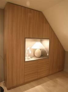 A La Compagnie Du Placard : placard sous pente nantes vannes lorient paris la ~ Premium-room.com Idées de Décoration