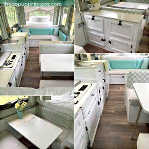 cheap kitchen renovation ideas bell 39 s pop up cer makeover the pop up princess
