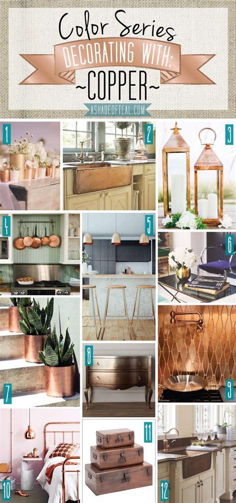 copper coloured kitchen accessories best 25 copper accents ideas on copper 5785