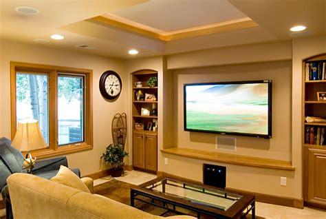 Media Room Design  Electronic Integration