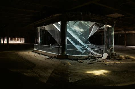 shadows eerie   abandoned malls pictures cbs